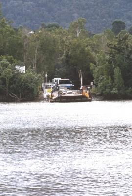 Daintree Ferry Closure