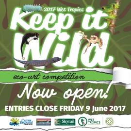 'Wild' Wet Tropics eco-sculptures get measured up