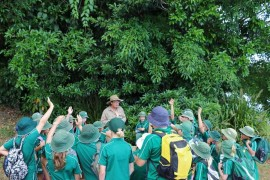 Trinity Anglican School students have a field day