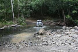 Woobadda Creek bridge gets permit approval