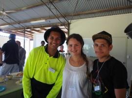 Mikhaila Jacoby, Aurora Native Title Internship Program