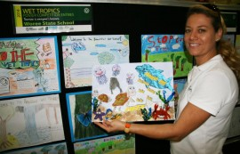 Wet Tropics Poster Competition and the ATE