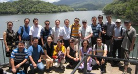 Sharing best practice tourism with China