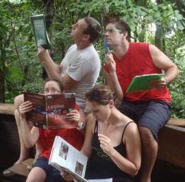 Inaugural Wet Tropics Guide Training School