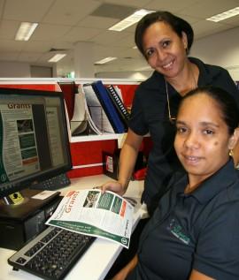 Grant writing workshop for Rainforest Aboriginal people