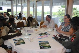 Indigenous Land and Sea Ranger conference