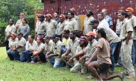 Rainforest Aboriginal partnerships