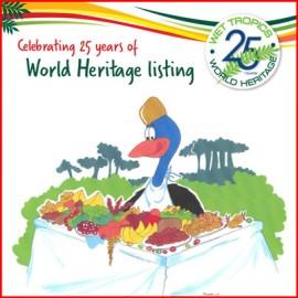 Wet Tropics community urged to celebrate 25 years of World Heritage