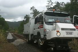 Railway corridors in the Wet Tropics