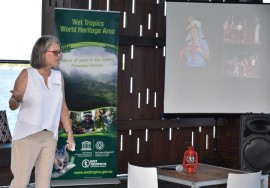 Wet Tropics Management Authority board meeting February 2016