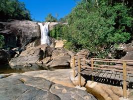 Murray Falls Walk Photographer: EPA