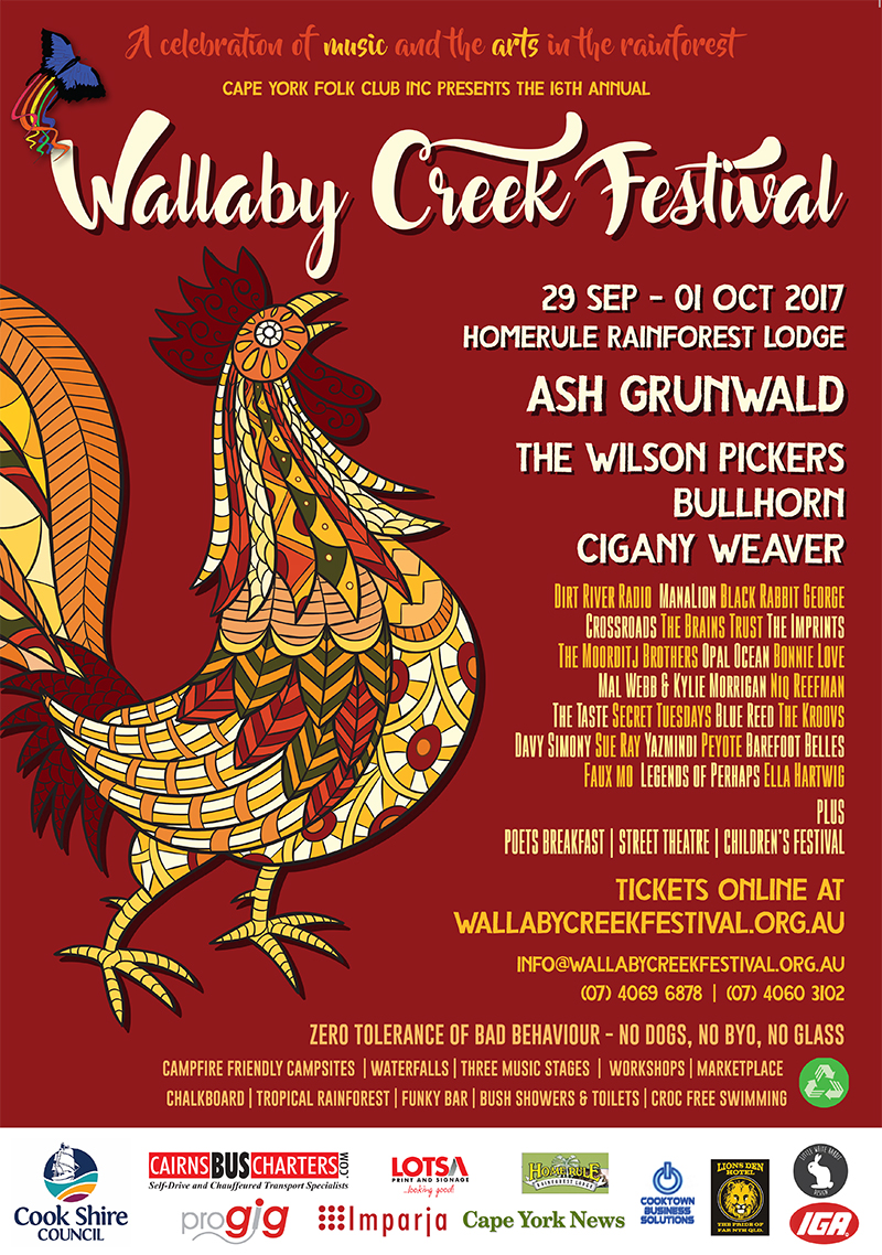 Wallaby Creek Festival