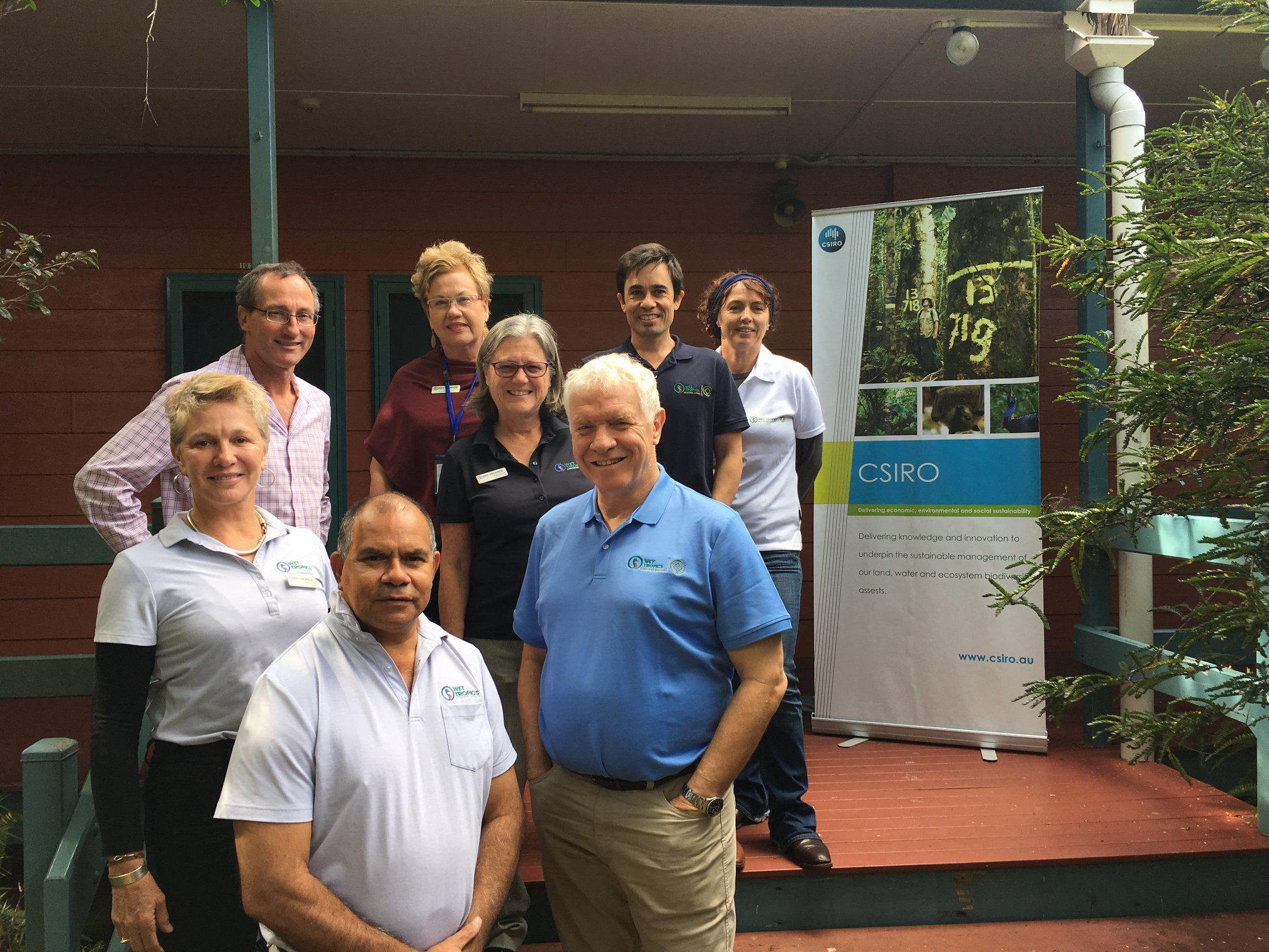 Wet Tropics board takes to the road