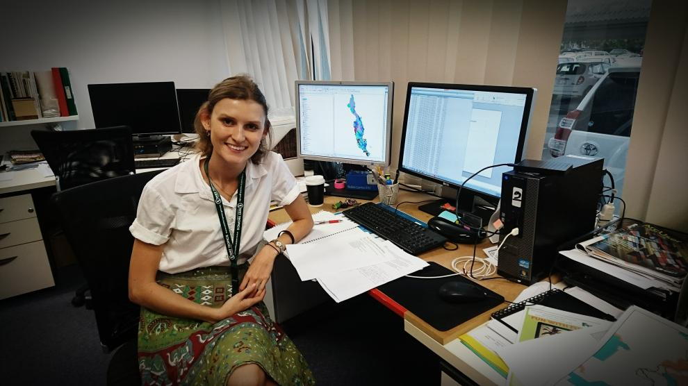 how to become a gis analyst