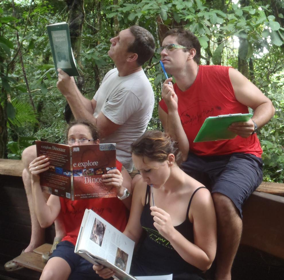 Inaugural Wet Tropics Guide Training School