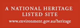 National heritage logo Photographer: SEWPAC