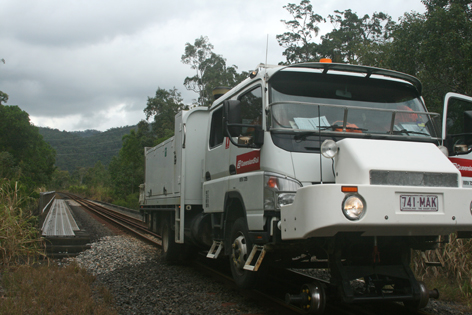 Railway corridors in the Wet Tropics