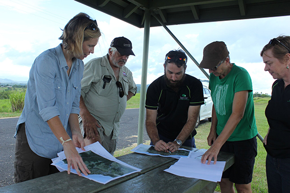 Wet Tropics People-Setting the course for the reef