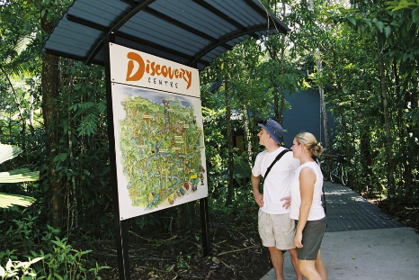 Daintree Discovery Centre Photographer: WTMA