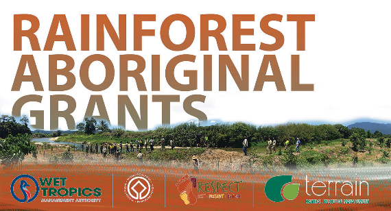Rainforest Aboriginal Grants banner 2017 Photographer: WTMA