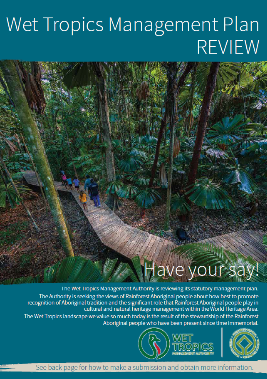 WTMP Rainforest Aboriginal people brochure Photographer: WTMA