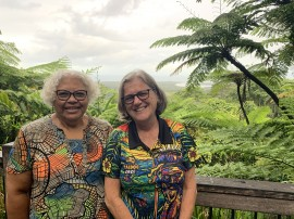 First Indigenous Chair appointed to Wet Tropics Management Authority Board