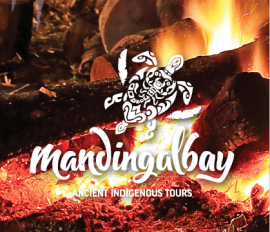 Mandingalbay Ancient Indigenous Tours—Deadly Dinner