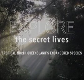 Wet Tropics endangered species video