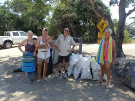 Wangetti Beach Clean Up