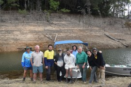 Jirrbal Traditional Owners return to Urumbal Pocket