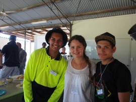 Wet Tropics hosts Aurora Native Title Interns
