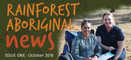 Revival of Rainforest Aboriginal News