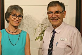 World-renowned bird artist's works to be displayed on the Tablelands