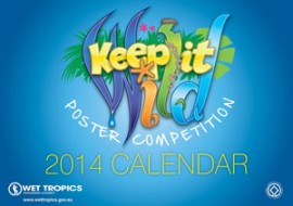 Download our 2014 Keep it Wild Calendar