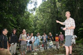 Fantastic program for upcoming Daintree field school (14 and 15-16 April)