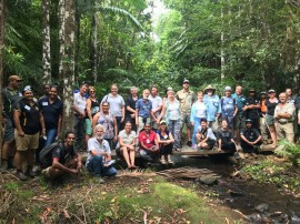Mission Beach hosts Wet Tropics tour guide field school