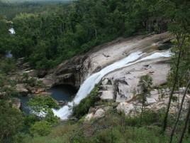 Above Murray Falls