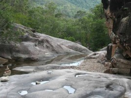 Big Crystal Creek - Rockslides Photographer: Campbell Clarke