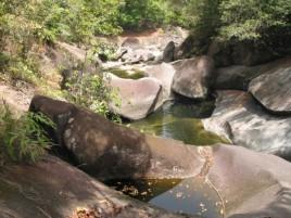 Babinda Boulders Devils Pool Walk Photographer: WTMA