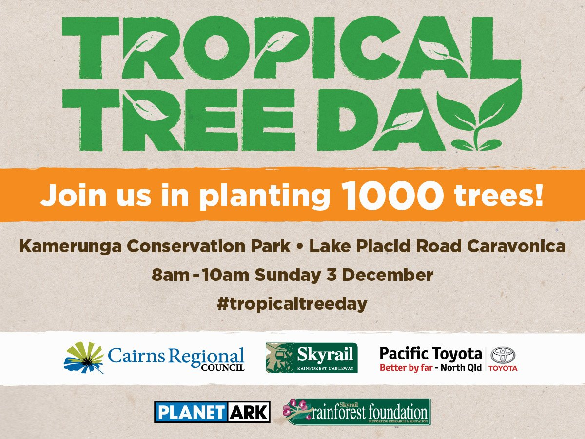 Tropical Tree Day