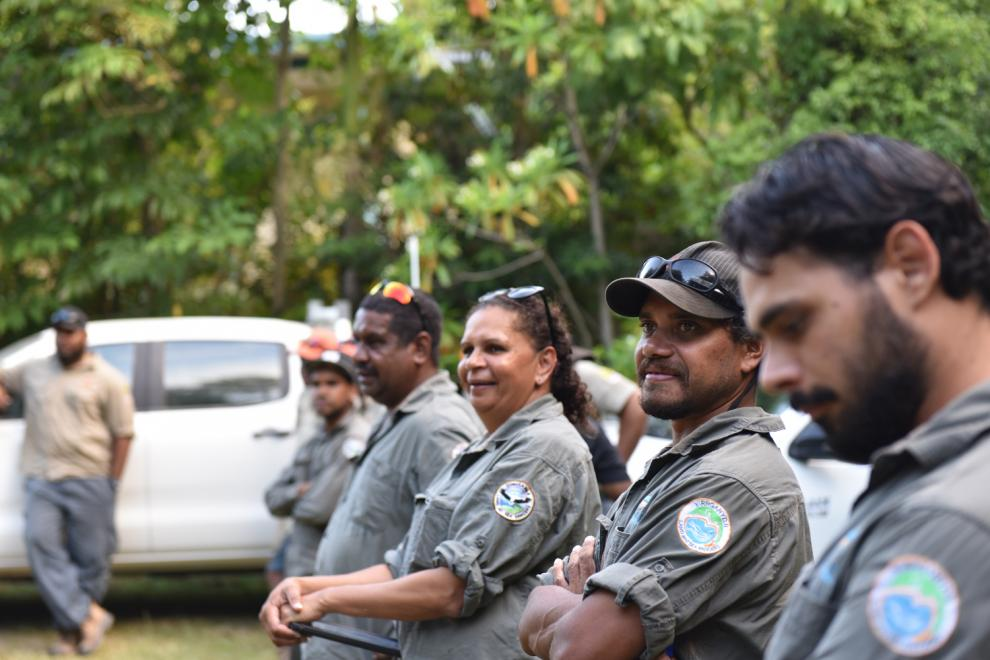 Wet Tropics Indigenous ranger network creates new connections
