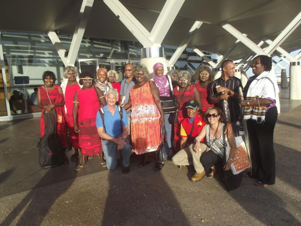 World Indigenous Network conference a WIN!