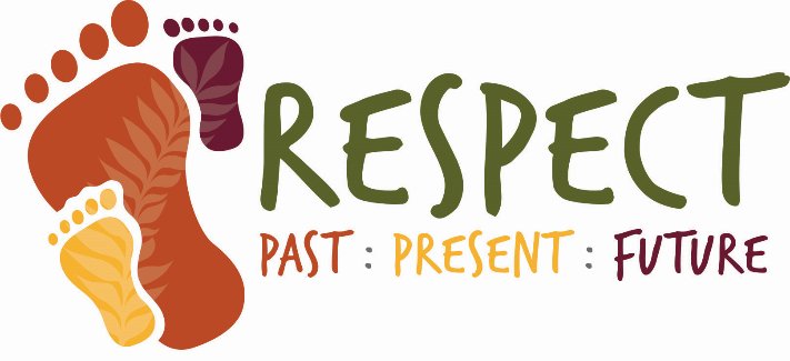 Respect logo (landscape) Photographer: WTMA Images