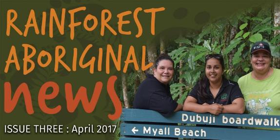 Rainforest Aboriginal News 2017 (3) Photographer: Alicia Haines