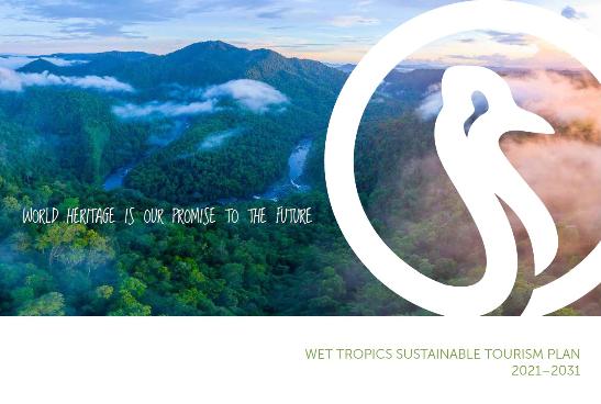 Wet Tropics Sustainable Tourism Plan - banner Photographer: WTMA