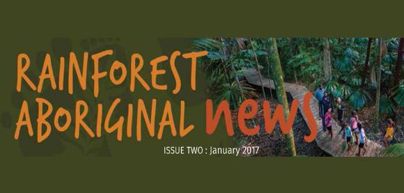 Rainforest Aboriginal News Banner 1 Photographer: WTMA
