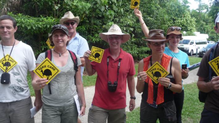 Join the Wet Tropics Tour Guide Program   Photographer: Wet Tropics Images